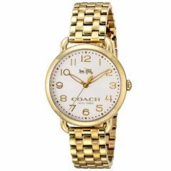 【スペシャルセール】コーチ COACH DELANCEY 36mm レディース 腕時計 ゴールド ステンレススチール 14502261