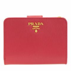 プラダ PRADA 二つ折り財布  アウトレット 1ml018vitmov-peon レディース