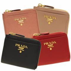 【週替わりSALE】PRADA プラダ コインケース 小銭入れ L字ファスナー 1ml025