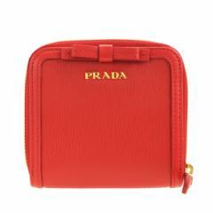 プラダ  PRADA  二つ折り財布  アウトレット 1ml522vimofi-lacc