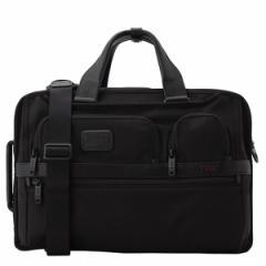 【一斉値下げセール】トゥミ TUMI メンズ 3WAY ブリーフケース ビジネスバッグ バックパック ブラック 26180d2