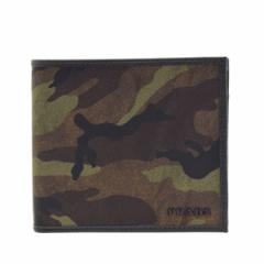 プラダ 財布 PRADA 二つ折り財布 メンズ カモフラージュ 2mo738tescam-mime