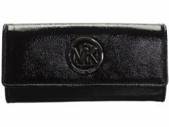 【大赤字セール】マイケルコース MICHAEL MICHAEL KORS レディース 長財布 ブラック 35f6tfte1a-black アウトレット
