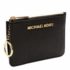 マイケル マイケルコース MICHAEL MICHAEL KORS コインケース パスケース ブラック レザー 35h6gttw5l-black アウトレ