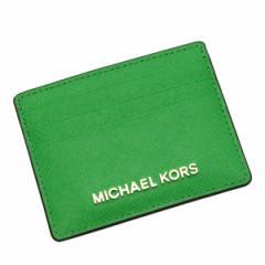 【セール】マイケルコース M.MICHAEL KORS レディース カードケース パスケース パーム 35h6gtvd7l-palm アウトレット