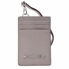 マイケルコース M.MICHAEL KORS レディース JET SET TRAVEL LANYARD ID CARD CASE パスケース 定期入れ パー