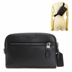 【セール】男性 プレゼント コーチ メンズ バッグ アウトレット ボディバッグ COACH ベルトバッグ ショルダーバッグ ブランド f72506qbbk