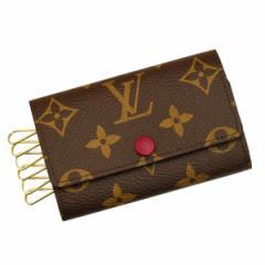 ルイヴィトン LOUIS VUITTON モノグラム ブランド 財布 ヴィトン 6連キーケース LV m60701 レディース 女性 メンズ 男性 プレゼント キー