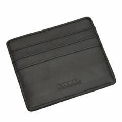 ディーゼル DIESEL メンズ カードケース ブラック x04378-pr013-t8013