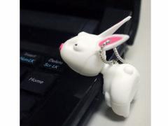 【Kalo】Flash Drive 16GBアニマルデザインUSBフラッシュメモリー/ウサギ/USBメモリ【新品/送料込み】