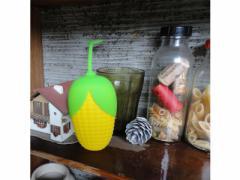 【Kalo】かわいい トウモロコシ キーケース 携帯やすい