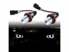 SALE 激安 BMW E39後期 E60 E63 E83 E53 5W LEDイカリング エンジェルアイ#送料無料