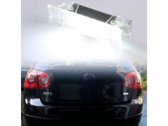 VW ゴルフ 4 5 6 パサート ジェッタ ポロ LED 36連ルームランプ/カーテシライト/室内灯/キャンセラー付 全商品送料無料