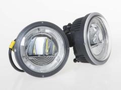 シボレー Camaro イカリングタイプ LED フォグライト DRL デイライト