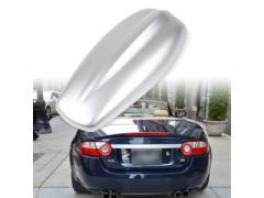 汎用タイプ ジャガー ルック 塗装済みダミーアンテナ/シルバー/シャークフィン/Jaguar/トヨタ/ホンダ/日産/マツダ/BMW/ベンツ/アウディ/