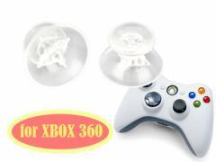 XBOX360コントローラー用交換アナログスティック#クリア【新品/送料込み】