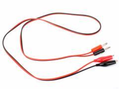 テストリードアタッチメント ワニ口クリップ 充電コード