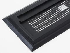 XBOX ONE S/XBOX ONE SLIM 用 ABS製 冷却台 冷却スタンド/縦置きタイプ #ブラック