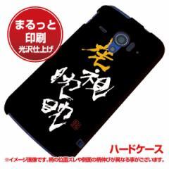docomo AQUOS PHONE ZETA SH-06E ハードケース【まるっと印刷 OE803 虎視眈々 光沢仕上げ】横まで印刷(アクオスフォ
