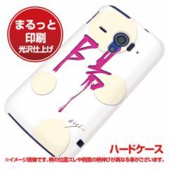 docomo AQUOS PHONE ZETA SH-06E ハードケース【まるっと印刷 OE833 陽 光沢仕上げ】横まで印刷(アクオスフォンZETA/