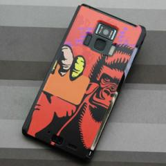REGZA Phone T-01D / Disney Mobile on docomo F-08D 共用 ケース【198 レッドカード】