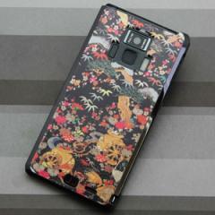 REGZA Phone T-01D / Disney Mobile on docomo F-08D 共用 ケース【250 華車】