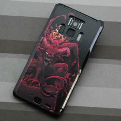 REGZA Phone T-01D / Disney Mobile on docomo F-08D 共用 ケース【379 サタン】