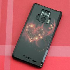 REGZA Phone T-01D / Disney Mobile on docomo F-08D 共用 ケース【382 ハートの創生】
