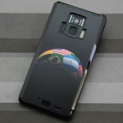 REGZA Phone T-01D / Disney Mobile on docomo F-08D 共用 ケース【420 ワールドカップ】