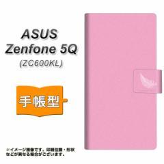 メール便送料無料 ASUS Zenfone 5Q ZC600KL 手帳型スマホケース 【 YA991 セレブリボン01 】横開き (ASUS ゼンフォン 5Q ZC600KL/ZC600KL