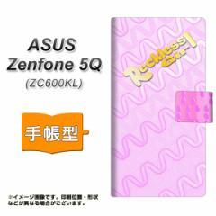 メール便送料無料 ASUS Zenfone 5Q ZC600KL 手帳型スマホケース 【 YC811 スプリングピンク 】横開き (ASUS ゼンフォン 5Q ZC600KL/ZC600