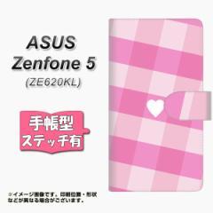 メール便送料無料 ASUS Zenfone 5 ZE620KL 手帳型スマホケース 【ステッチタイプ】 【 FD806 ブーケ(勝野) 】横開き (ASUS ゼンフォン
