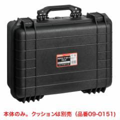 プロテクターツールケース ラージ ブラック STRAIGHT/09-015 (STRAIGHT/ストレート)