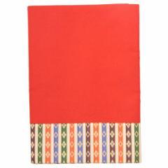 アウトレット品 雛人形赤毛せん 40号二段用【it-1143】二段飾り用 雲絹付き