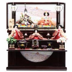 雛人形 五人三段飾り[幅65cm][it-1028] 雛祭り