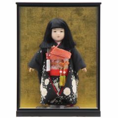 雛人形 ケース入り市松人形[幅43cm][it-1078] 雛祭り
