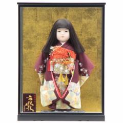 雛人形 ケース入り市松人形[幅43cm][it-1079] 雛祭り