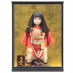 雛人形 ケース入り市松人形[幅43cm][it-1080] 雛祭り