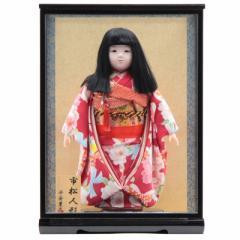 雛人形 ケース入り市松人形[幅41cm][it-1083] 雛祭り
