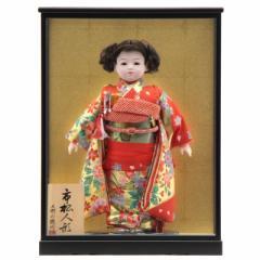 雛人形 ケース入り市松人形[幅39cm][it-1085] 雛祭り