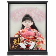 雛人形 ケース入り座り市松人形[幅31cm][it-1088] 雛祭り