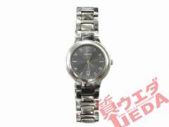 【名東】【GUCCI】グッチ 8900M クォーツ ダークグレー系 メンズ 男【中古】