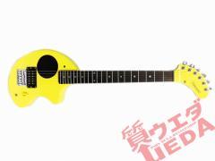 【名東】フェルナンデス ぞうさん スピーカー内蔵 エレキギター ZO-3 黄色 etc その他