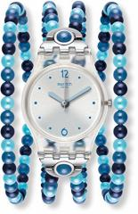 【当店1年保証】スウォッチSwatch LK353 Lady Blues Prohibition Ladies Watch