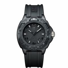 【当店1年保証】ルミノックスLuminox Mens A.0201.BO  Black Carbon-Reinforced Watch