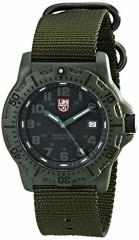 【当店1年保証】ルミノックスLuminox Mens 8817.GO Black Ops Analog Display Analog Quartz Black W