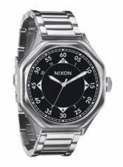 【当店1年保証】ニクソンFalcon Mens Watch Color: Silver