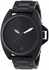【当店1年保証】ニクソンNixon A396-001 Mens Anthem All Black Watch