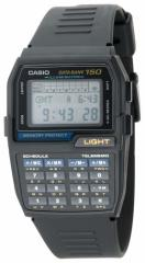 【当店1年保証】カシオCasio Mens DBC150-1 Databank Digital Watch