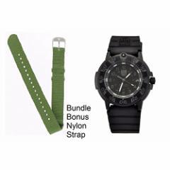 【当店1年保証】ルミノックスLuminox Navy SEAL Colormark 3001BO Watch | Bonus Genuine Luminox Int